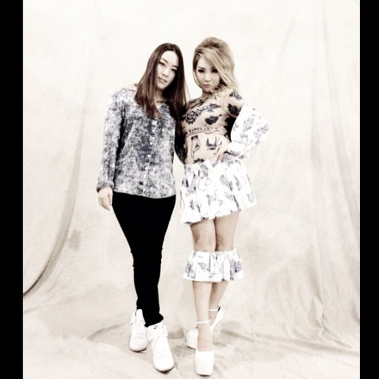 """""""chaelin_cl: withmagirlkye"""""""