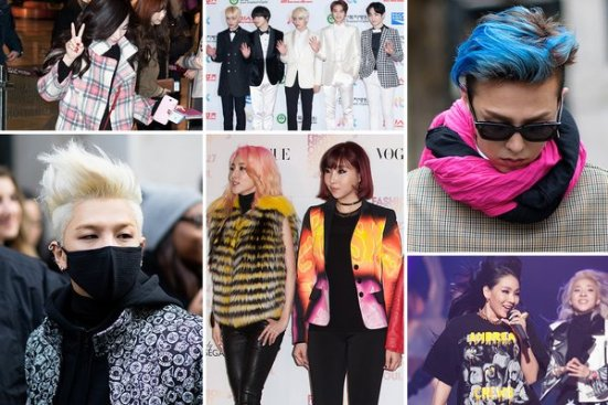 The Cut : Taeyang, G-Dragon & More: A Guide to the Style Stars of K-Pop