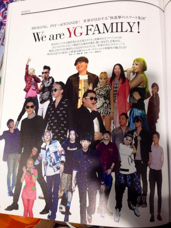 YG Fam High Cut 1
