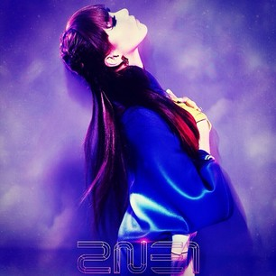 @chaelin_cl: 2NE1 2014 TOUR [ALL OR NOTHING] 2014.3.1[SAT]-2[SUN] OLYMPIC PARK SK HANDBALL STADIUM #seeuguysthere!!!