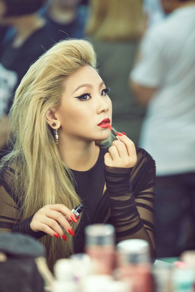photos cl for maybelline new york korea summer make up collaboration 2ne1 blackjack. Black Bedroom Furniture Sets. Home Design Ideas